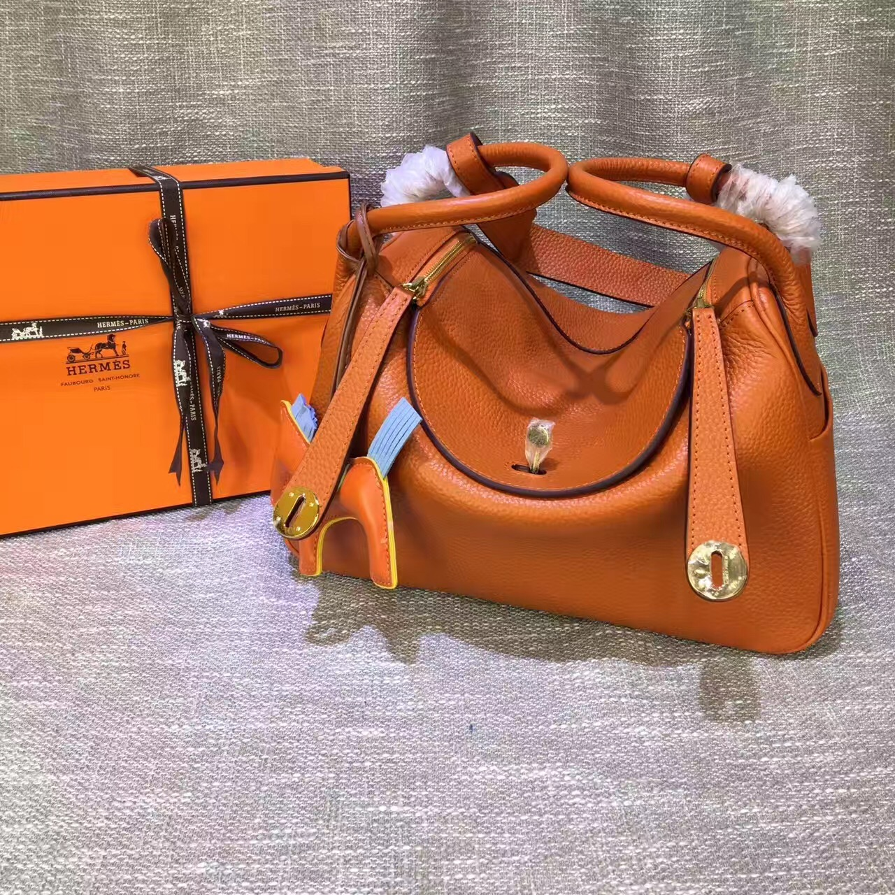 5b97fdea9f11 Hermes Lindy orange handbags  hermes222  -  272.00   Luxury Shop