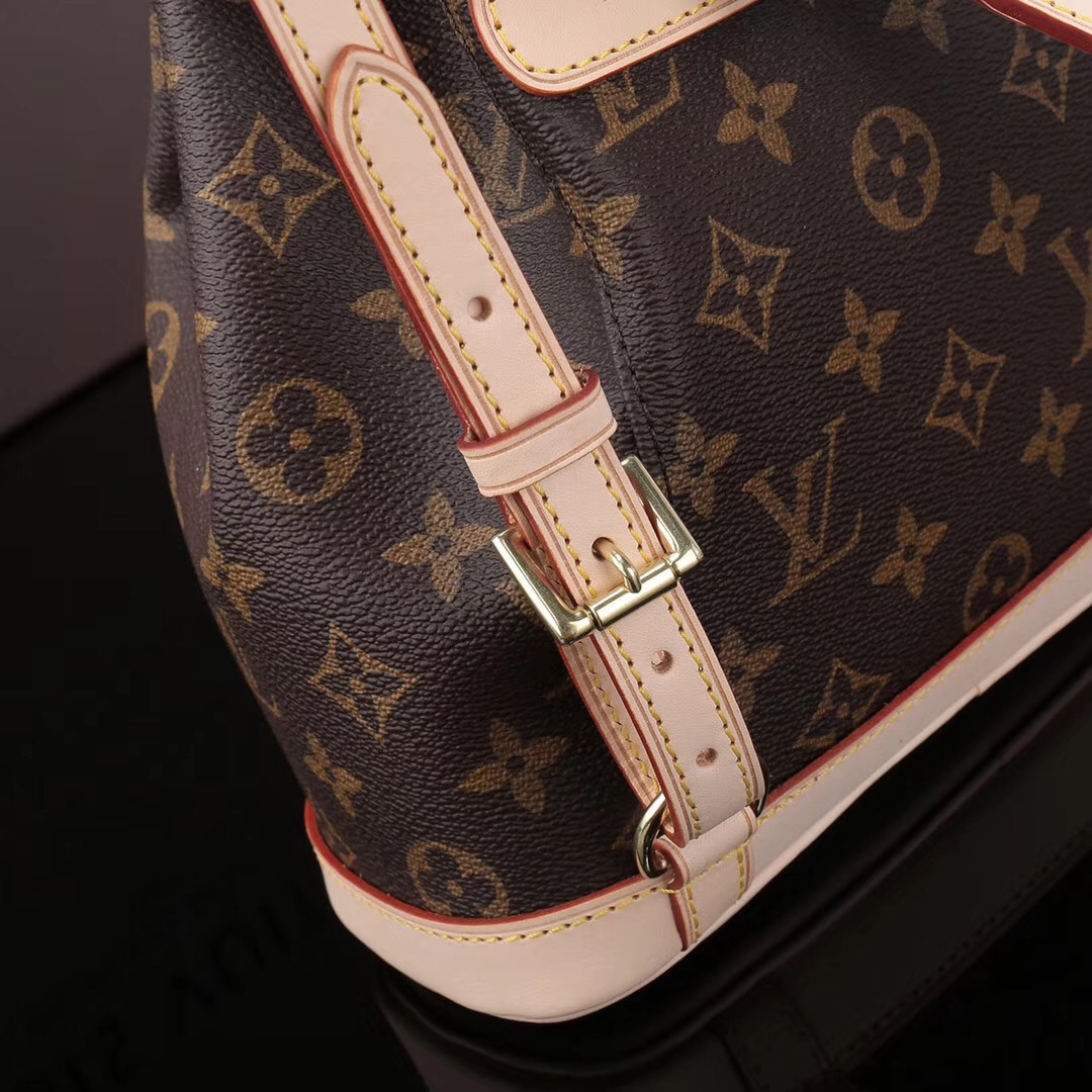 b4e91119630f ... LV Louis Vuitton Monogram Montsouris bags Backpack M51137 Handbags  Brown ...